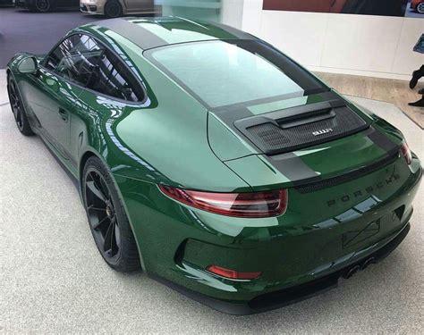 green porsche green 911r sweet rides pinterest autos porsche 911