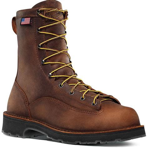 elliotts boots 15548 danner s bull run 8 quot safety boots brown
