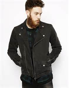 denim motorcycle jacket asos denim biker jacket where to buy how to wear
