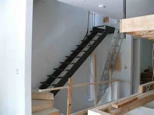 Pre Cut Stair Stringers by Aluminum Stair Stringers Pictures To Pin On Pinterest