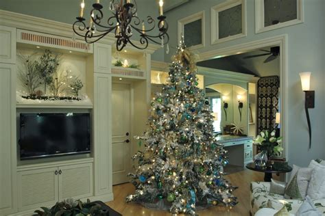 contemporary tree decorating ideas awesome pre decorated trees decorating ideas