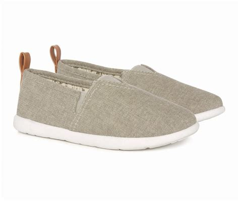a captivating grey pattern canvas shoe for you all is