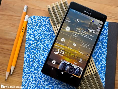 Hp Microsoft Lumia 950 why i chose the microsoft lumia 950 xl hp s elite x3 windows central