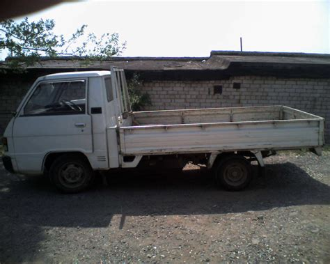 1991 mitsubishi delica 1991 mitsubishi delica van pictures 2 5l diesel fr or