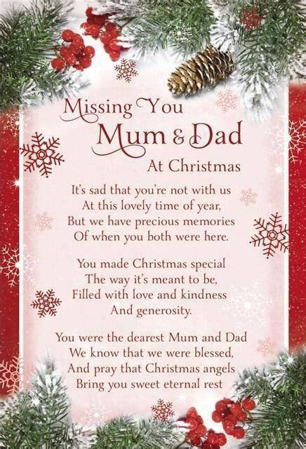 missing mom  dad  christmas quotes pinterest dads mom  love