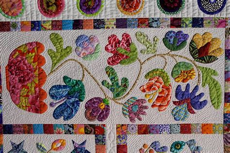 How To Make An Applique Quilt by Creative Ideas For You Applique Quilts