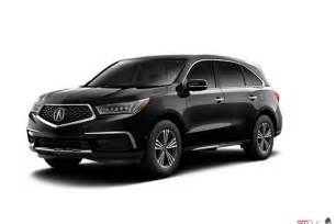 Acura Mdx Base New 2017 Acura Mdx Base Near Montreal Acura Sainte Julie