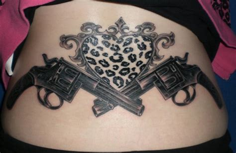 35 gun tattoo ideas and meanings
