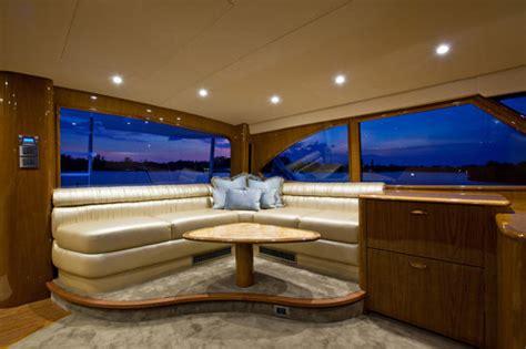 viking fishing boat interior viking 82 enclosed bridge convertible luxury yacht