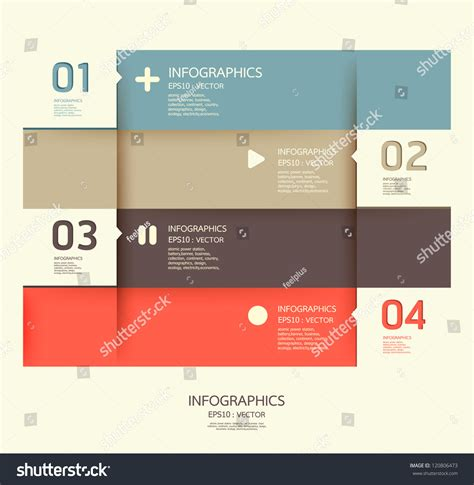 Modern Design Template Can Be Used Stock Vector 120806473 Shutterstock Can Design Template