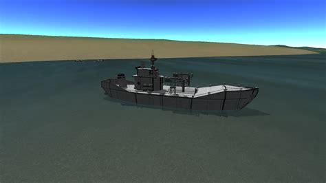 boat parts ksp mv seayuz boat the spacecraft exchange kerbal space