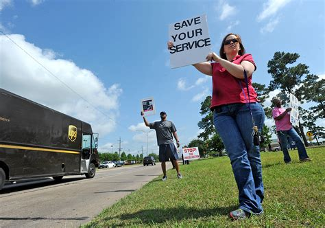 businesses workers lament possible post office closure