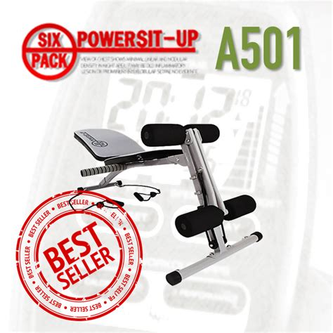 Papan Situp Bench 3 Posisi best seller sit up bench 3 posisi 501 buildgymfitness