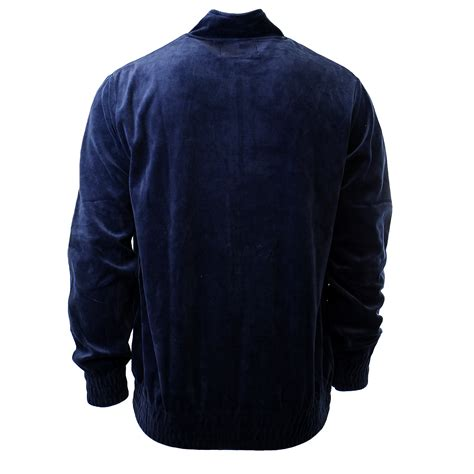 Velour Jacket fila velour jacket mens ebay