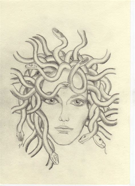 medusa nic phillips sacred art