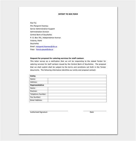 Catering Proposal Template 7 Docs For Word Pdf Catering Rfp Template