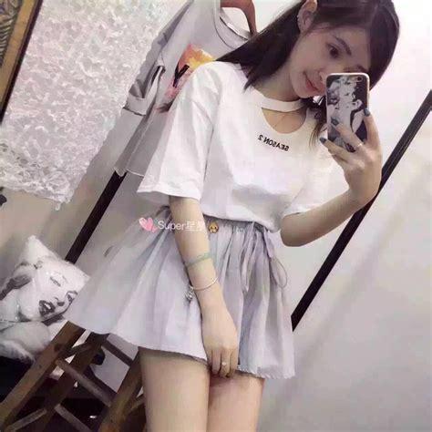 Bl8002 Pakaian Dress Atasan Blouse Baju Kaos Fashion Wanita bknf271 blouse bahan sifon tebal jual baju korea