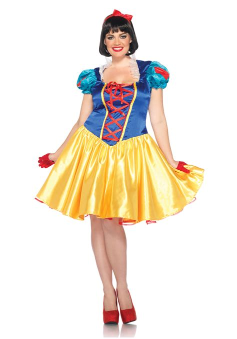 disney costumes plus classic disney snow white costume