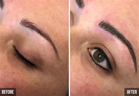 Eyebrow Tattoo Queenstown | enhanced beauty cosmetic grabone nz