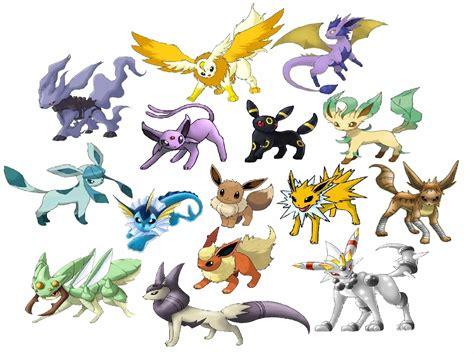 evolution tpe eevee evolutions google search pokemon eevee evolutions and pok 233 mon