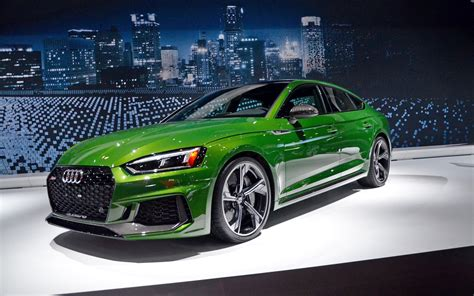 Audi New York by 2019 Audi Rs 5 Sportback World Debut At The New York Auto