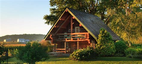 Getaways In Wisconsin Cabin by B B Cabins In Wisconsin Organic Farm Getaway