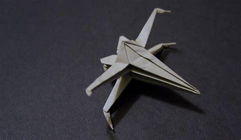 tutorial x wing origami geekigami geek pride