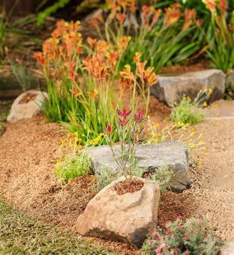 Rock Planters How To Make by Diy Rock Planter Diy Garden Things To Make