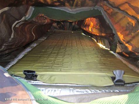 Bag Army 051 kroko 051 unique 4 season 1 person bivy tent