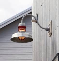 exterior barn light fixtures outback gooseneck light industrial exterior ta