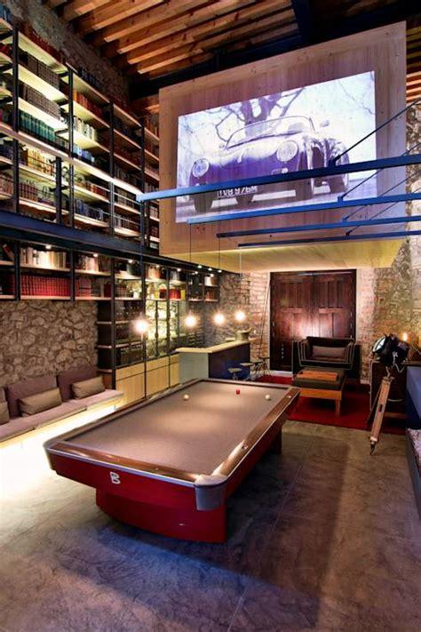 sala de juegos en casa 16 salas de juego y mini bares que querr 225 s tener en tu casa