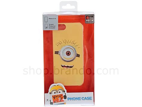 Limited Edition Magic Saw High Quality Murah iphone 5 5s despicable me carl big back limited edition