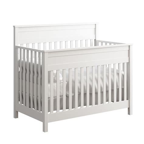 convertible white crib terrace convertible crib white