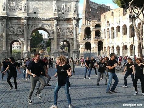 swing roma swing in capital rome italy