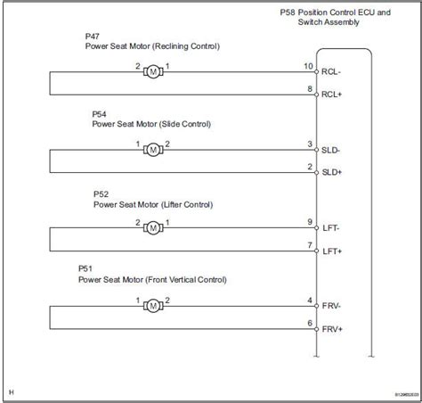 front power seat wiring diagram wiring diagrams