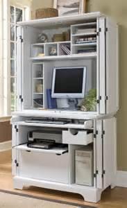Computer Hutch Desk With Doors 15 Home Office Desks To Help You Get Organized Best Home Office Desks