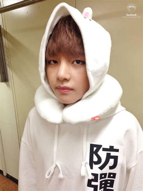 Baju V Bts 방탄소년단 뷔 사진털이 7