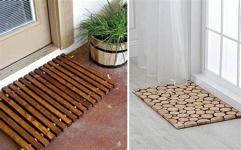 felpudos modernos felpudos originales para la decoraci 243 n de la entrada