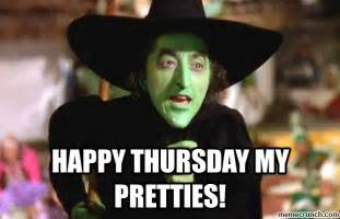 Thursday Work Meme - happy thursday my pretties