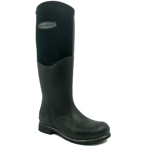 muck boots muck boot colt welly black 163 90