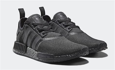 Nmd Black Monochrome Pack adidas confirms nmd r1 monochrome pack restocks on february 24th air release dates