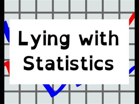 lies statistics how to lie with statistics bite size stats series books hqdefault jpg