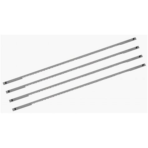 coping blade stanley 15tpi coping saw blades 4 pack i n 5710107