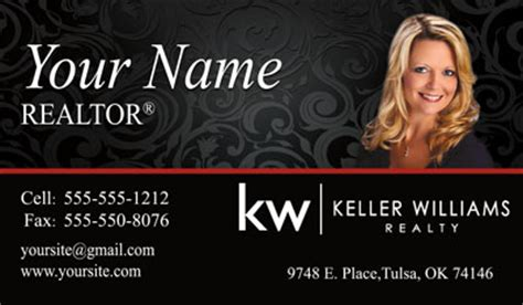 keller williams business card templates keller williams business cards 69 99 professionally