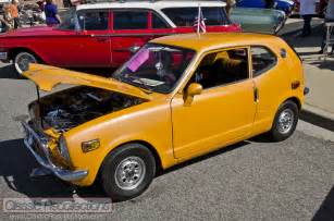 1971 Honda Civic Feature 1971 Honda 600 Classic Recollections