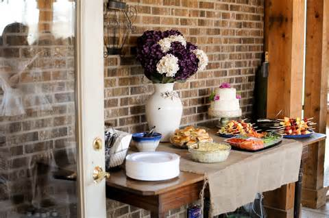 country rustic bridal shower quot as a