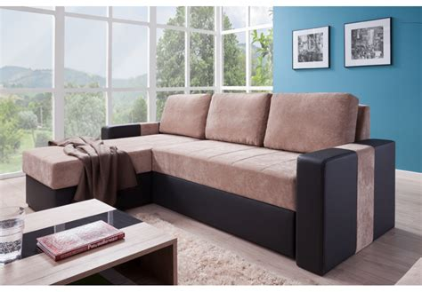 Corner Sofa With Sofa Bed Adel Corner Sofa Bed Adel