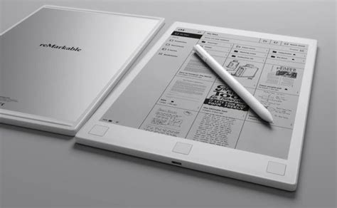 e paper writing tablet remarkable e ink writing slate reviews great tablet but