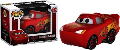 Funko Pop Disney Cars 3 Lightning Mcqueen cars 3 lightning mcqueen pop vinyl figure disney 282