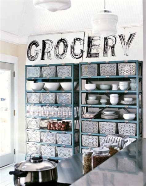 kitchen storage shelves ideas